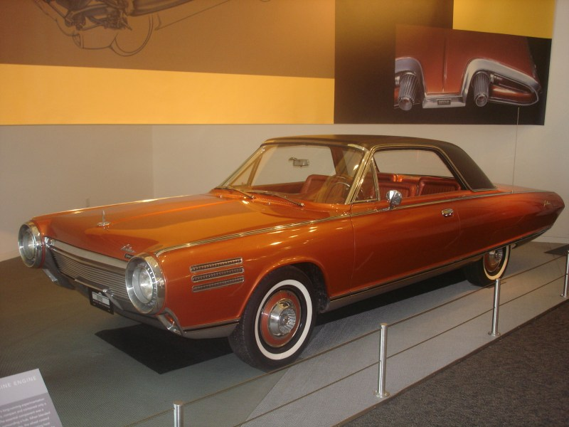 1960 chevrolet cars » Chrysler Turbine Car   Wikipedia Chrysler Turbine Car