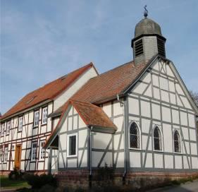 Hugenottenkirche Friedrichsdorf