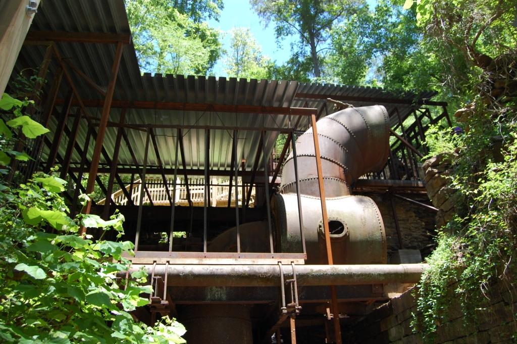 Georgia Old Textile Mills