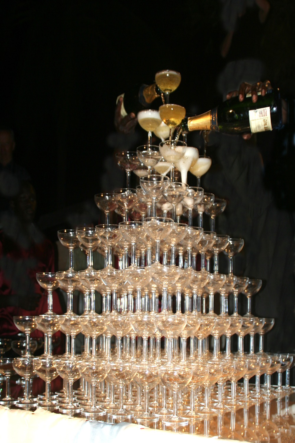 Champagne Party Decorations Rumahblog Wallpaper