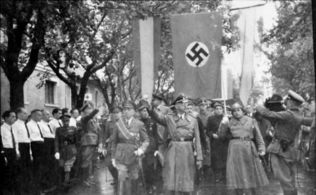 Himmler España 1940