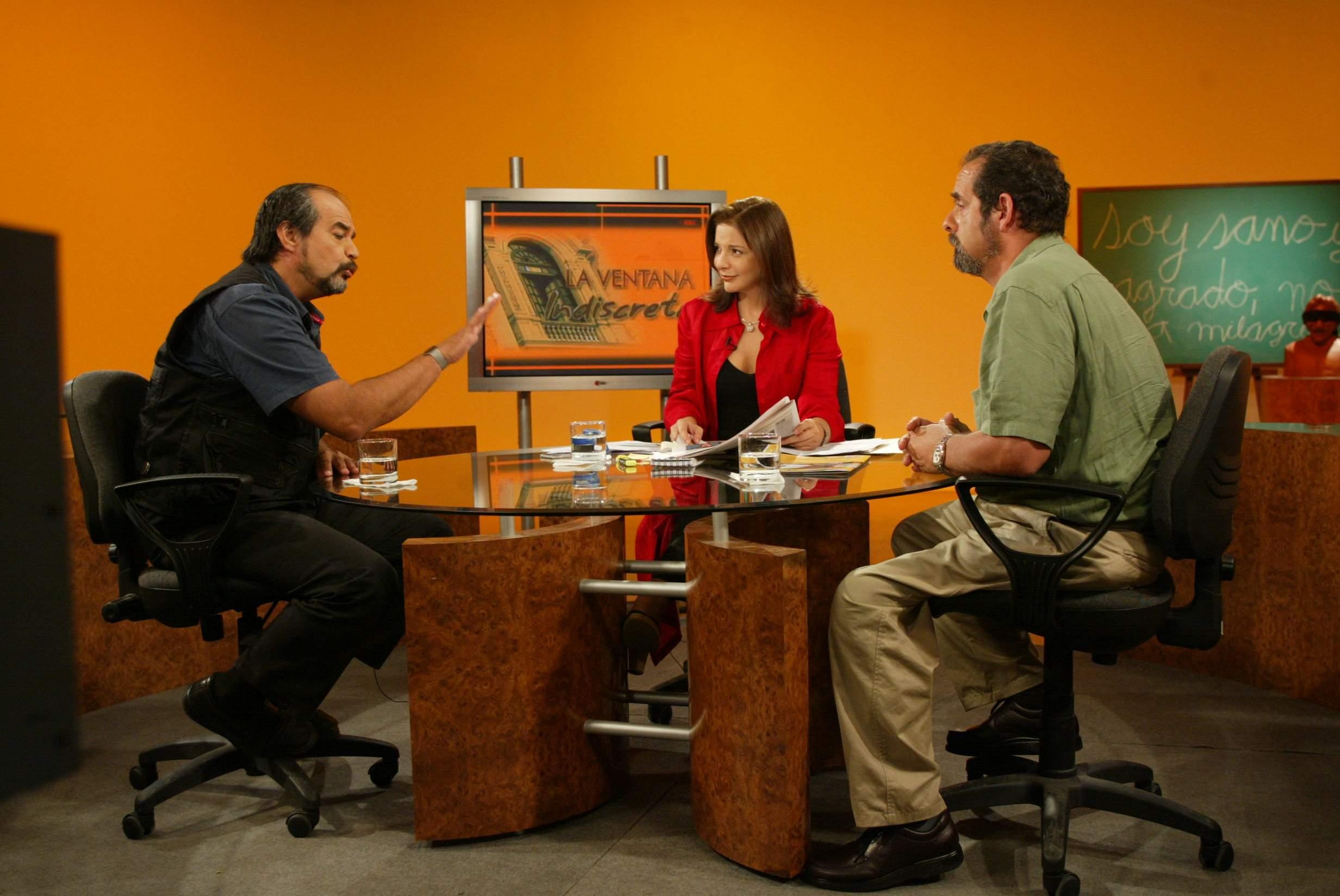 Entrevista a Mauricio Mulder y Javier Diez Can...