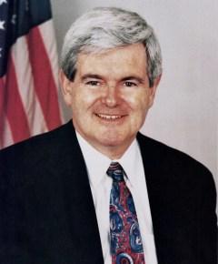 Bildergebnis für Newt Gingrich public domain