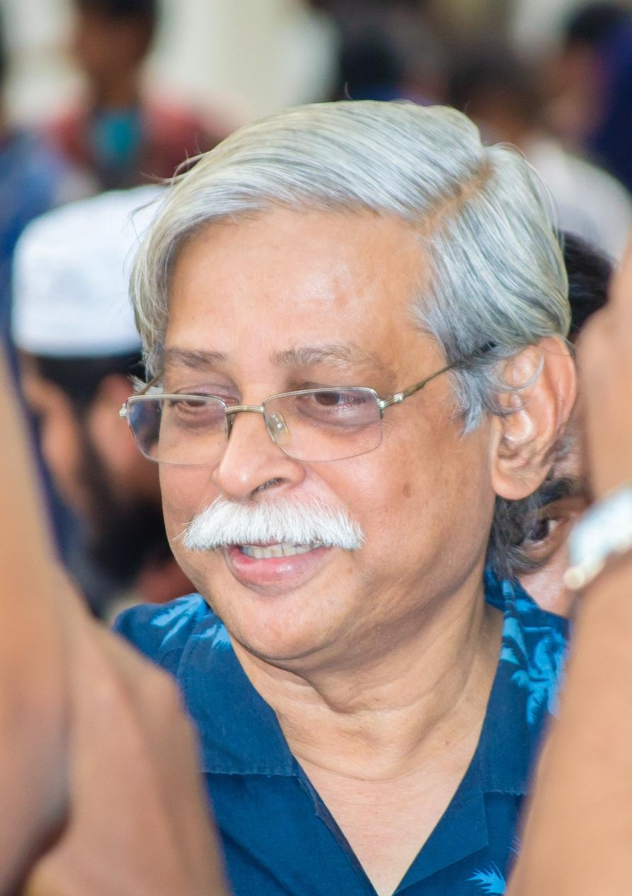 Muhammed Zafar Iqbal Wikipedia