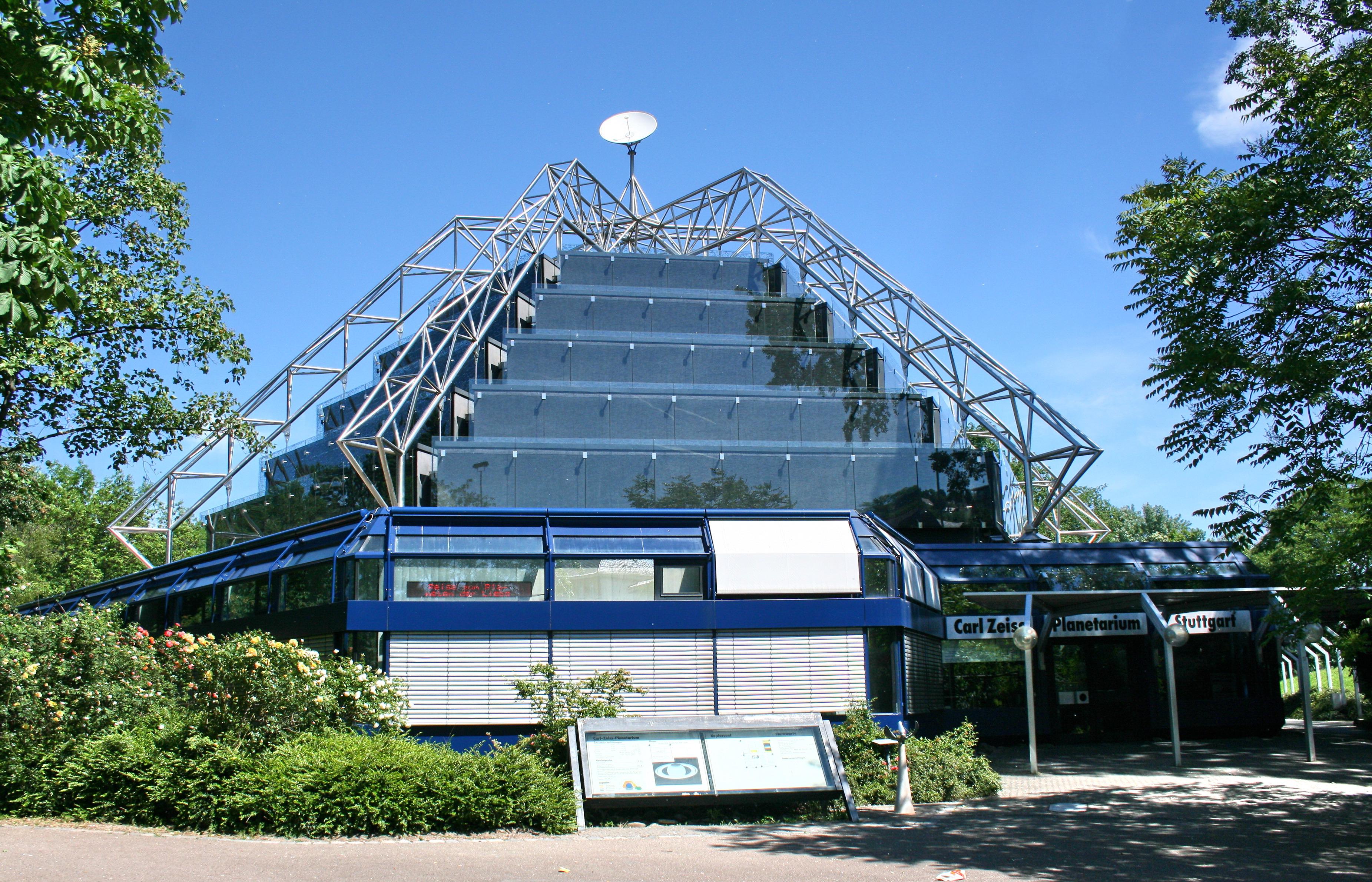 Planetarium Stuttgart