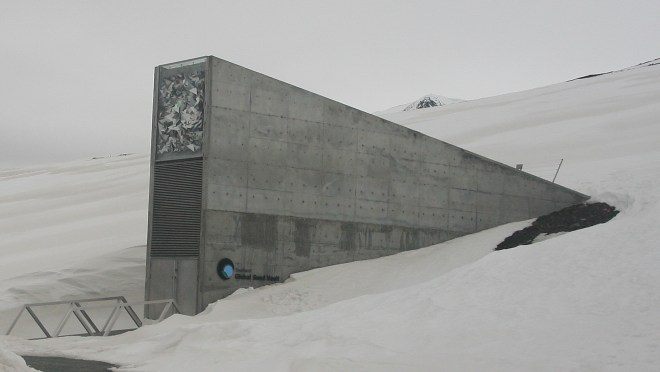 Image result for seed vault