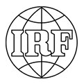 English: IRF logo