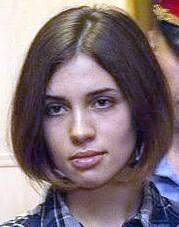 Nadezhda Tolokonnikova (Pussy Riot) at the Moscow Tagansky District Court (crop).jpg