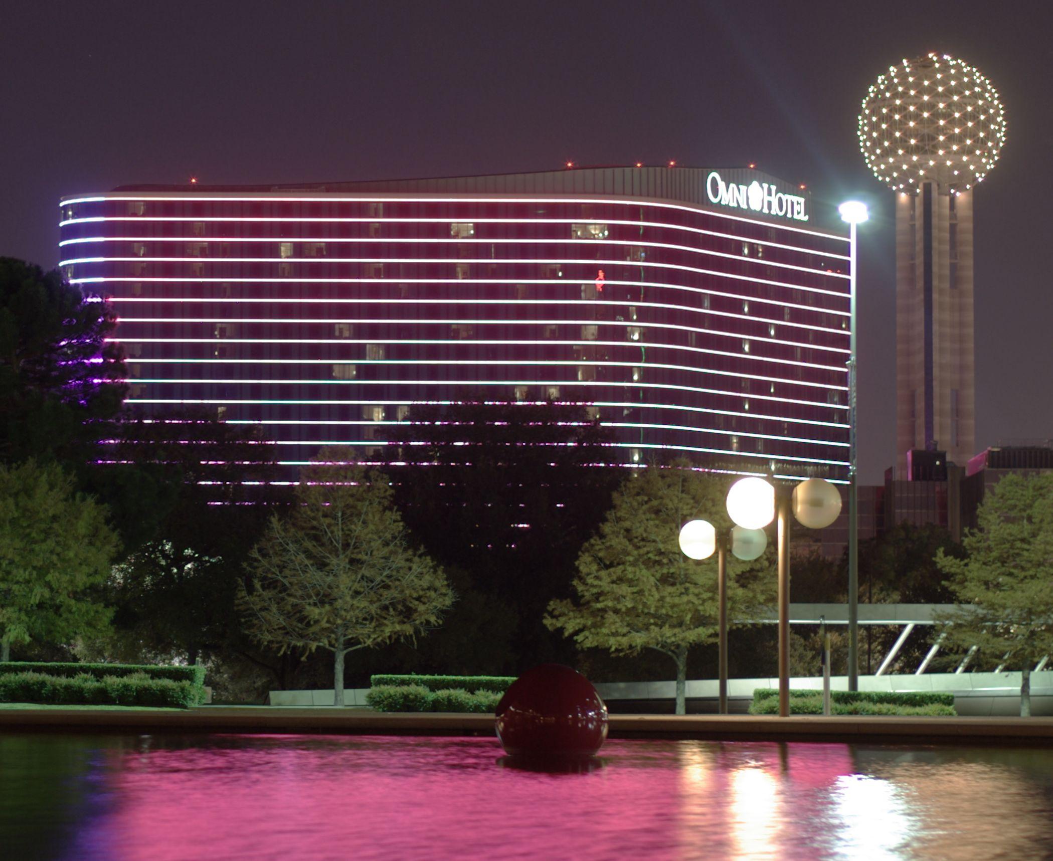 omni dallas hotel wikipedia