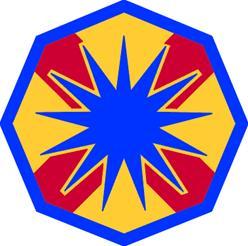 The shoulder sleeve insignia was originally ap...