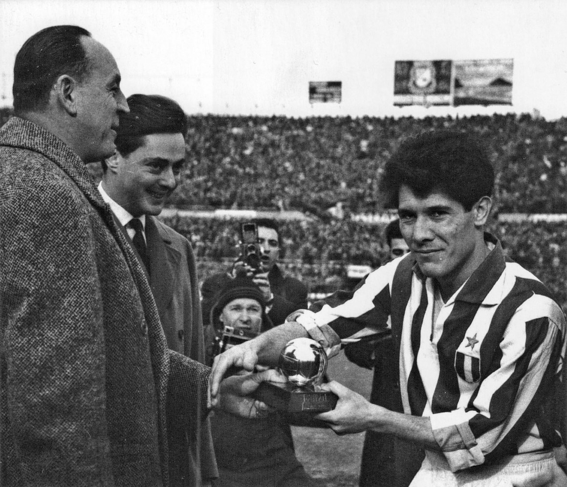 1961 Ballon d'Or - Wikipedia