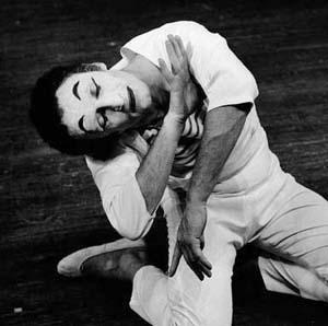 English: Marcel Marceau Français : Marcel Marceau