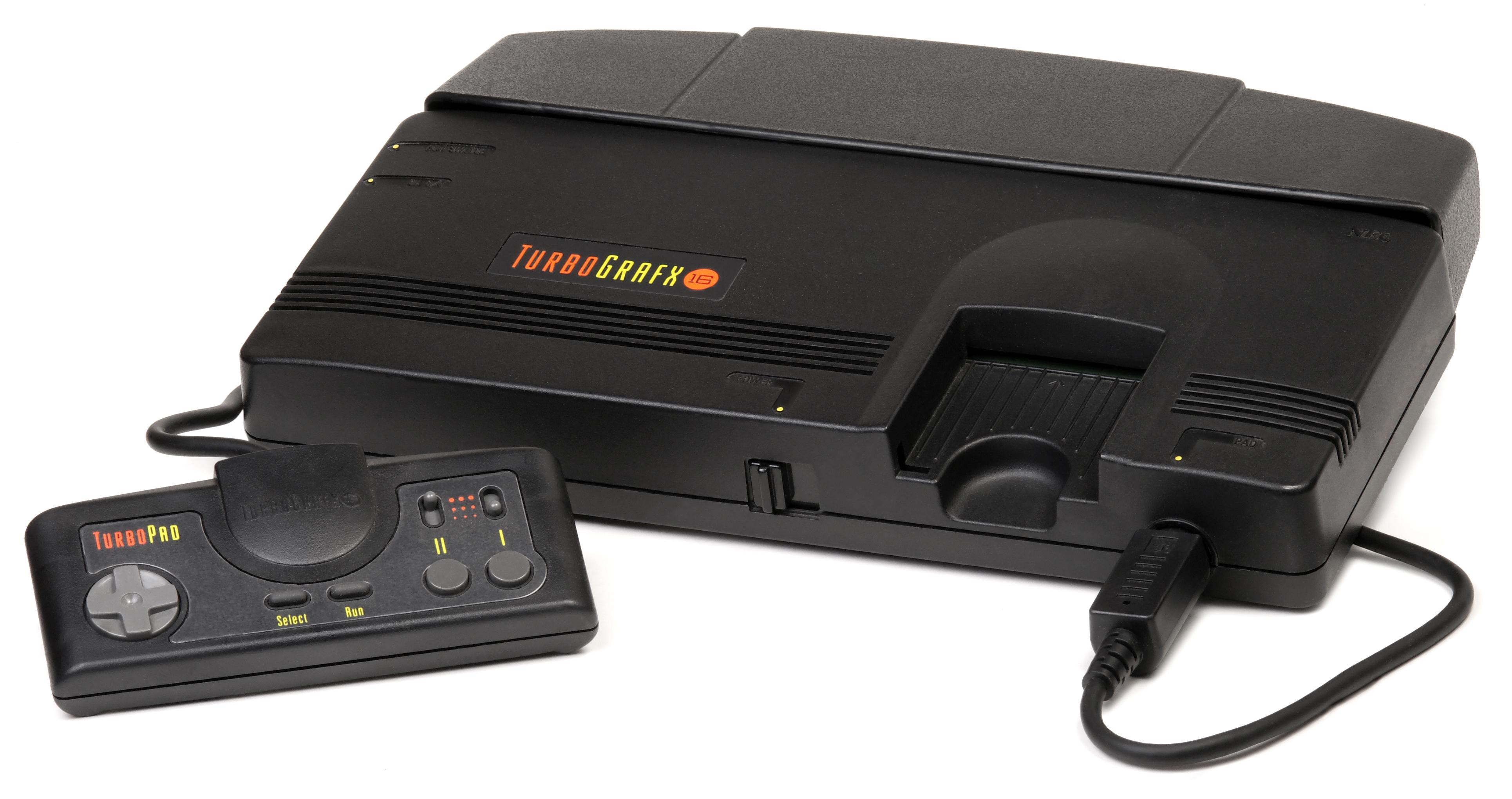 Nyko PlayPad PC Engine TurboGrafx 16 TG16 Emulator