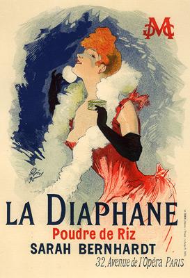 Cheret, Jules - La Diaphane (pl 121)