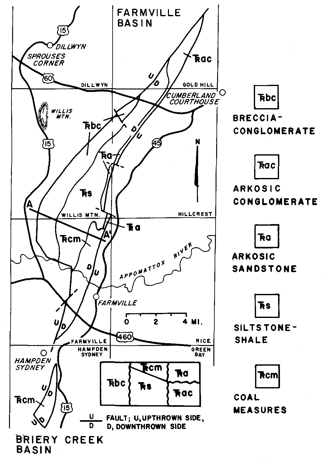 Farmville Basin