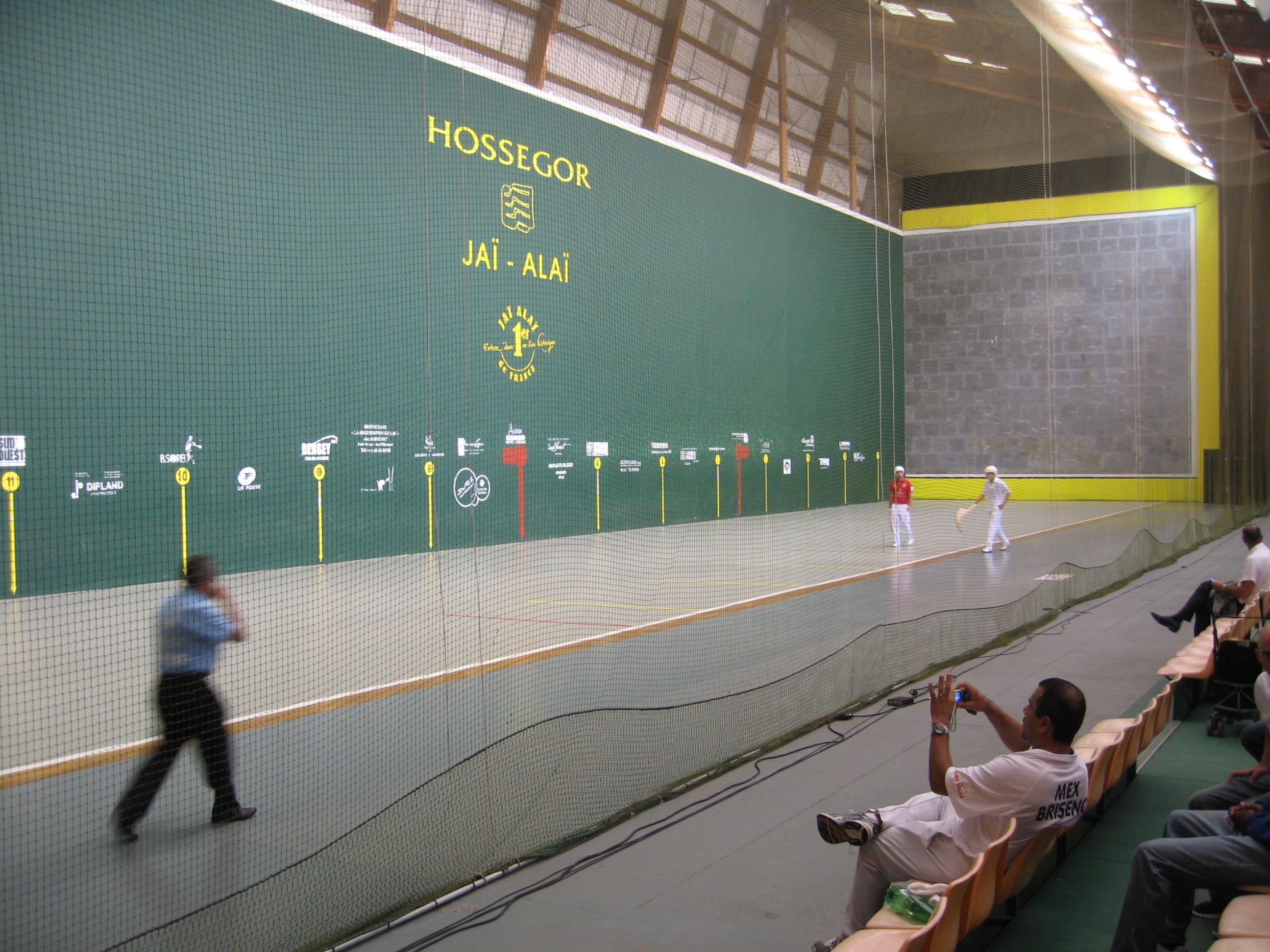 File Jai Alai Soorts Hossegor Sporting 04