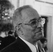 Rev. Jeremiah Wright at the White House, 1998