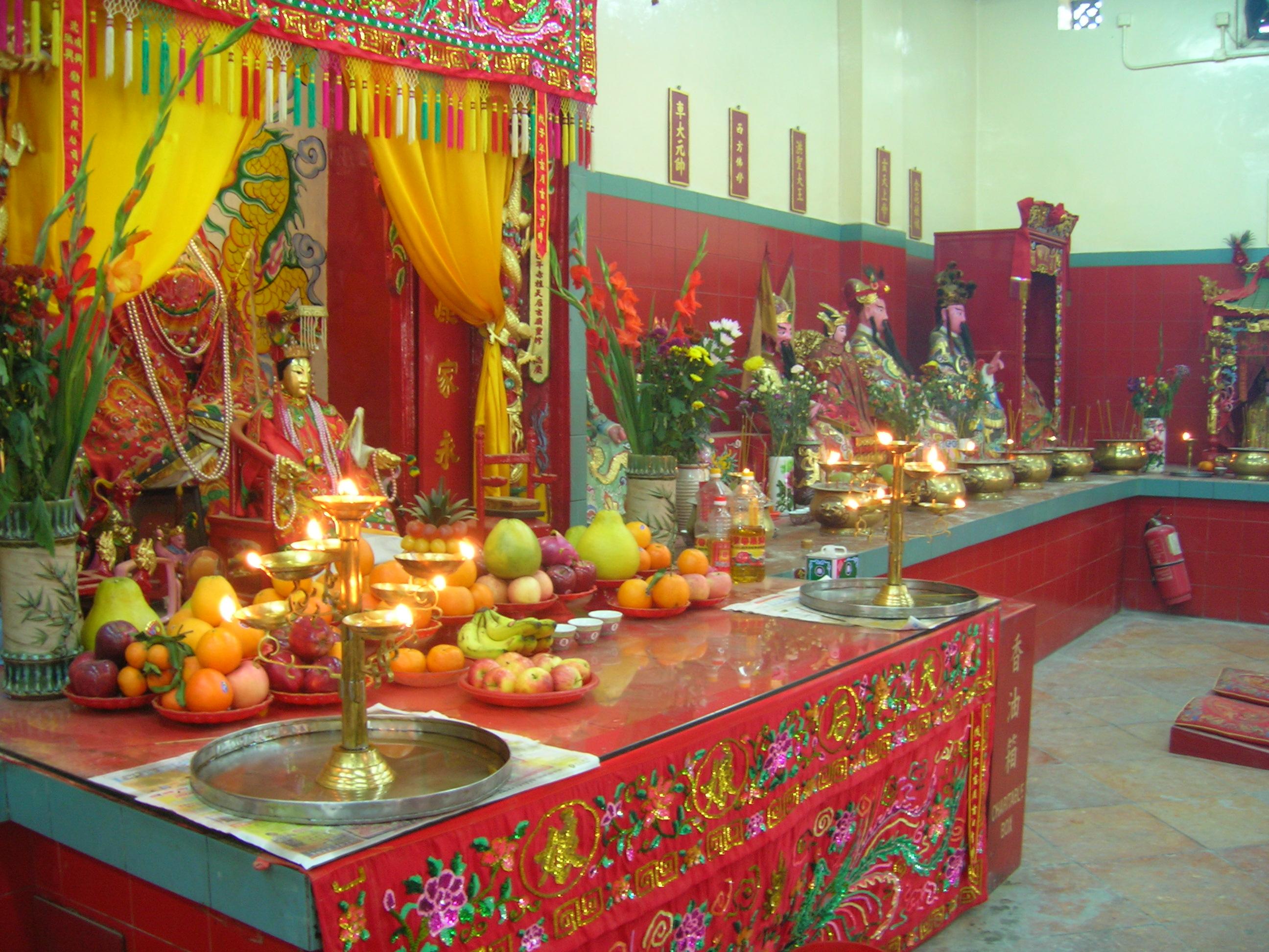 Spirit Houses Shrines And Altars On Pinterest Altars