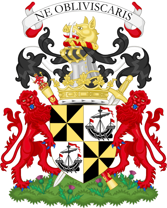 Campbell Argyll Coat Arms
