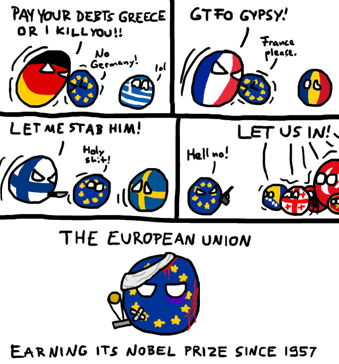 Article 13 Memes Are Dying Countryballs Youtube