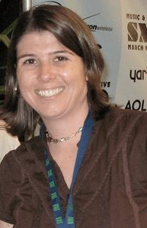Gina Trapani at SXSWi 2007