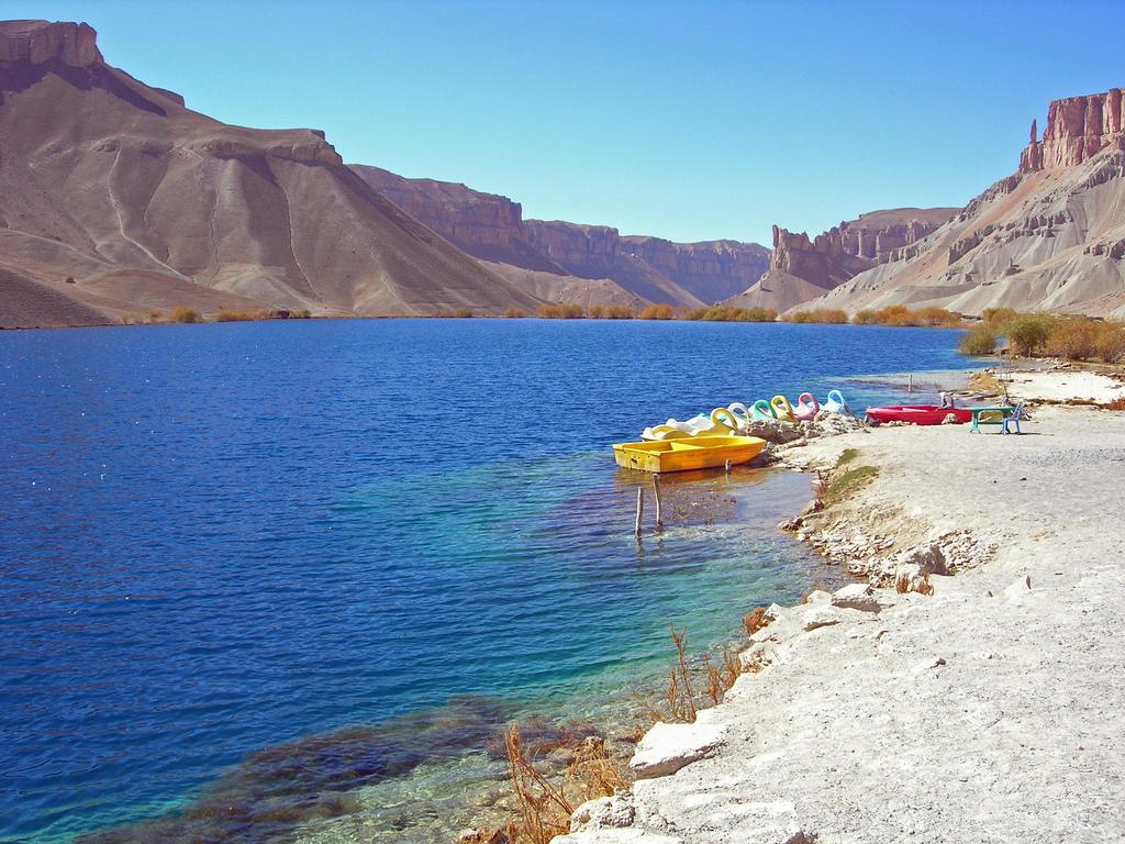 رود ها و دریا های افغانستان