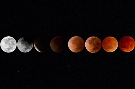 Resultado de imagem para fases da lua