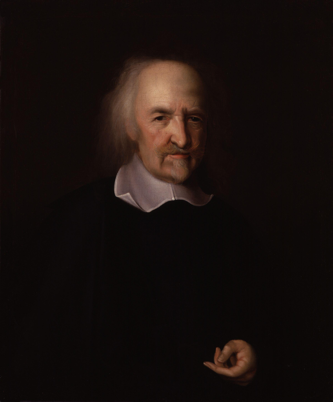 File Thomas Hobbes By John Michael Wright 2