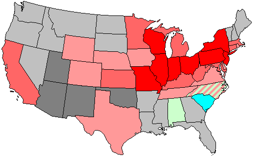 1894 United States Elections