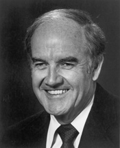 George McGovern, in Congress