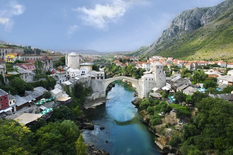 Resultado de imagem para Sarajevo, Bósnia e Herzegovina
