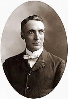 Warren Harding, age 17