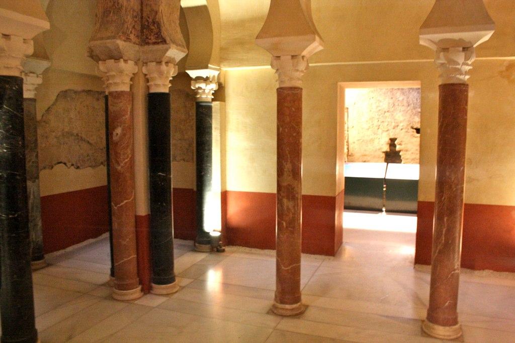 Bains Califaux De Cordoue Wikipdia