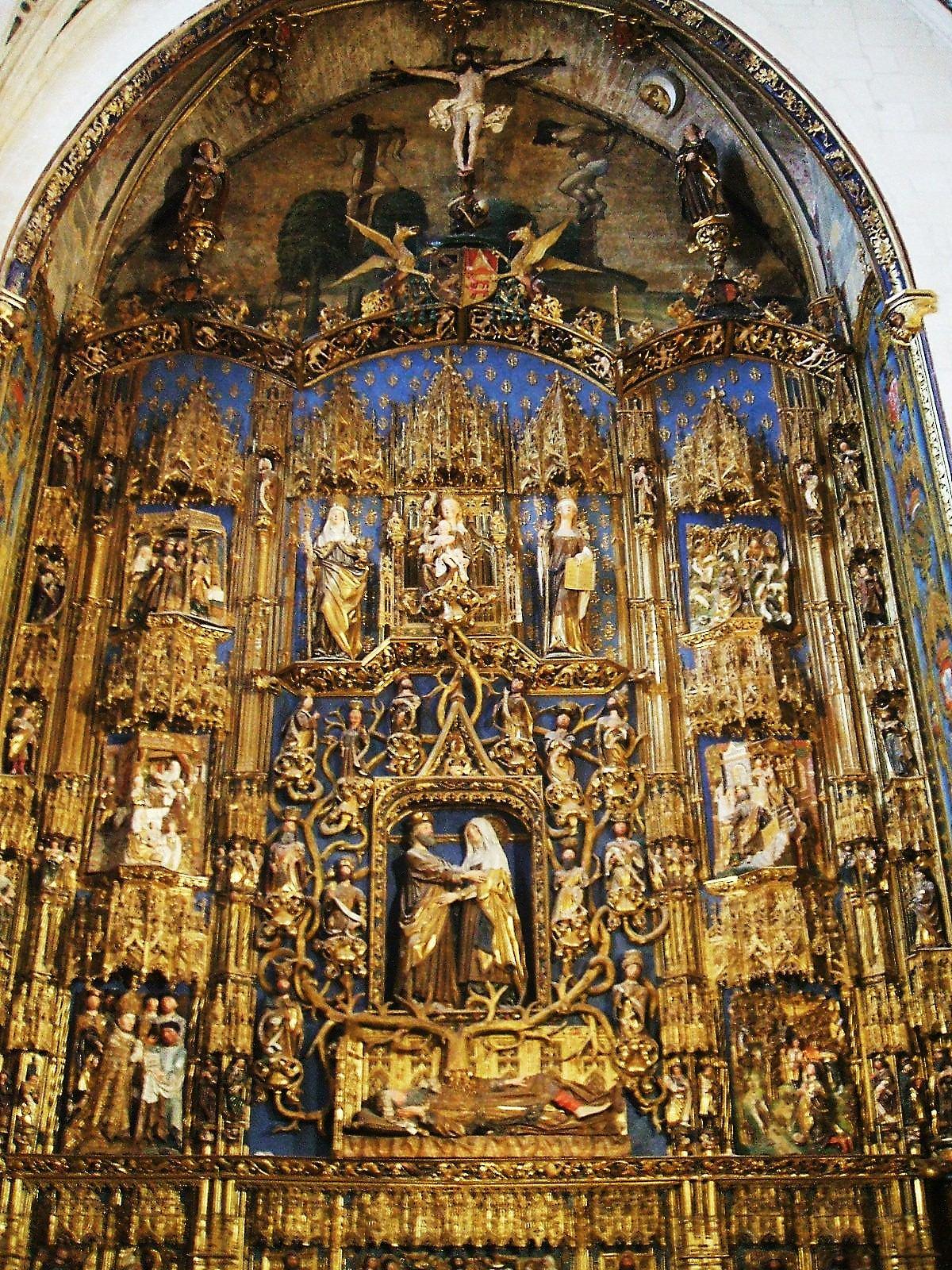 cathedral capilla de santa ana