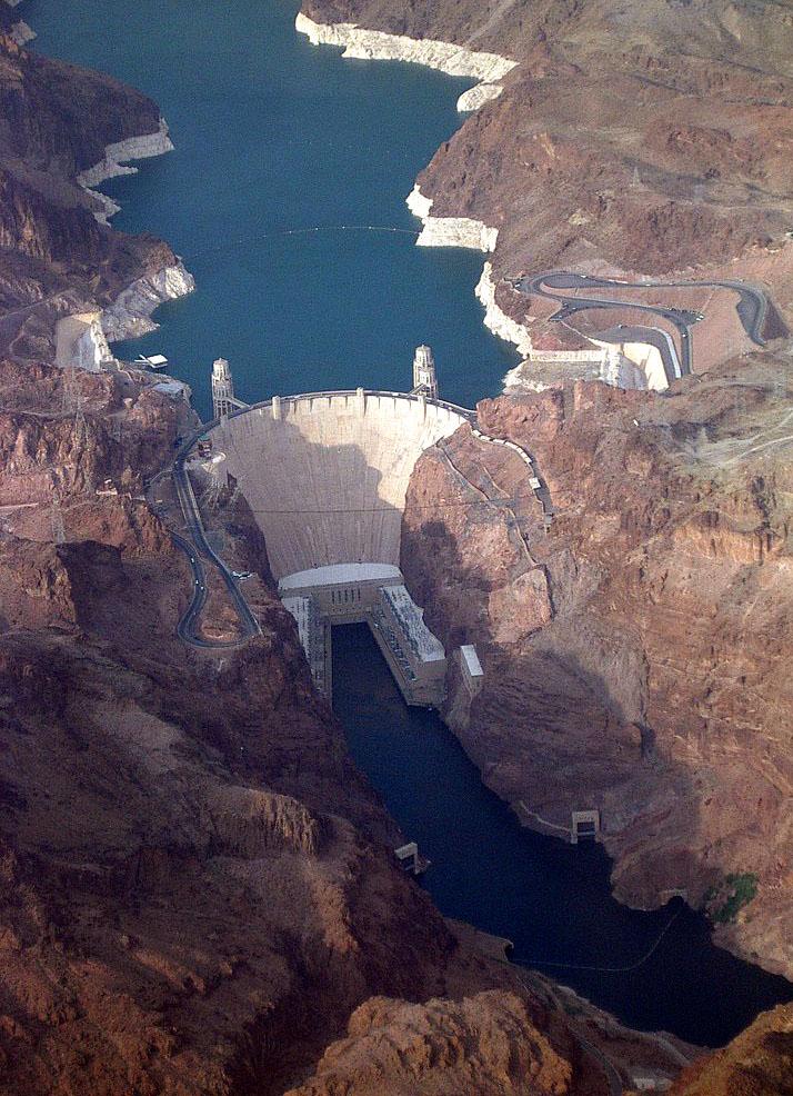 Usina Hidrelétrica de Nevada