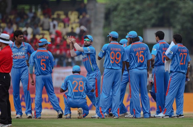 Indian Team for 3 ODIs against New Zealand announced