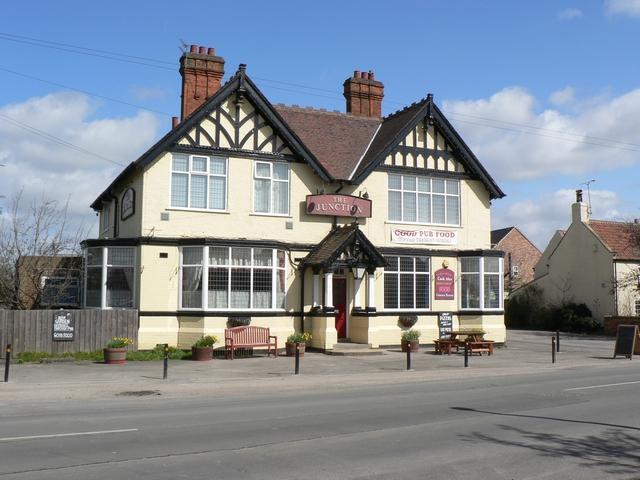 File:The Junction, Church Fenton - geograph.org.uk - 151449.jpg