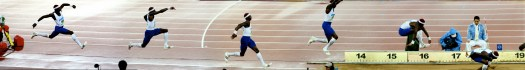 Beijing Olympics Men's Triple Jump — by Richard Giles of Perth, Australia
