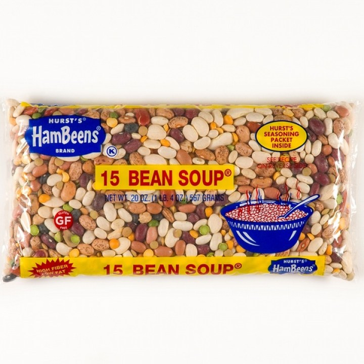 Vegan 15-Bean Soup