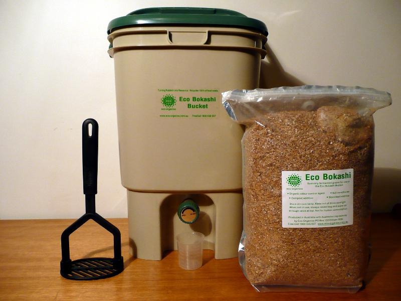 Compost Bokashi - Greener Gardening Tools | My Green Nook