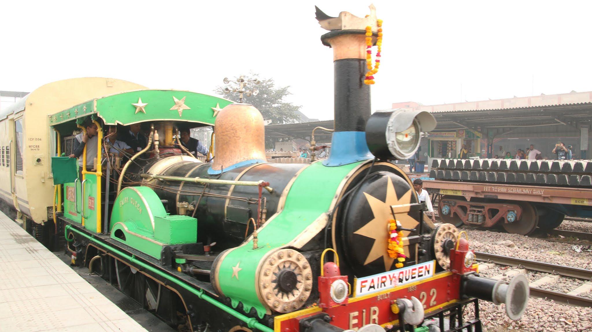 Fairy Queen Lokomotive Wikipedia