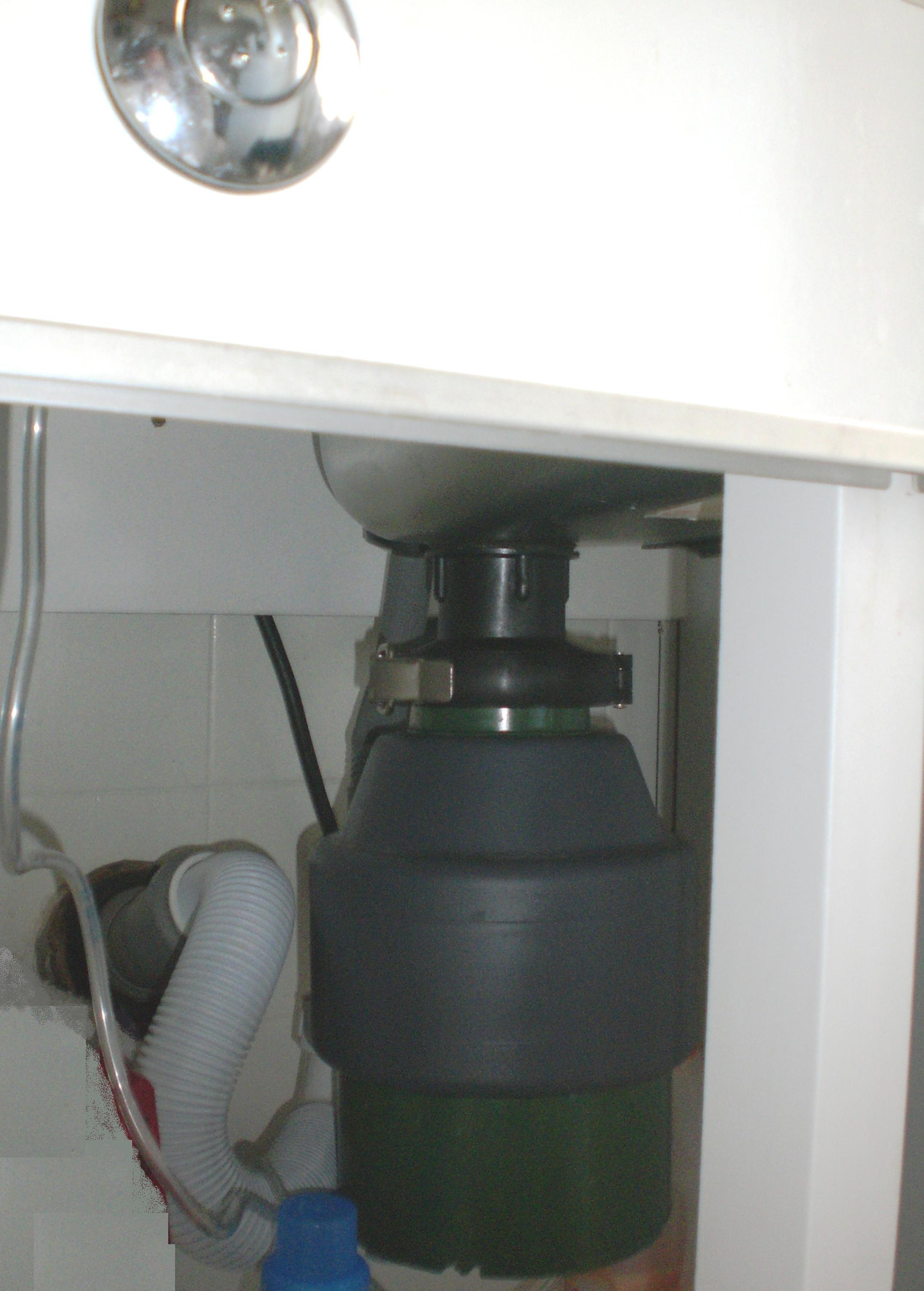garbage disposal unit wikipedia