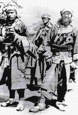 File:Chinese Muslim Kansu Braves 1900 Boxer Rebellion.jpg