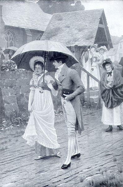 Edmund Blair's A Summer Shower