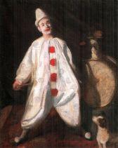 Clown 1910