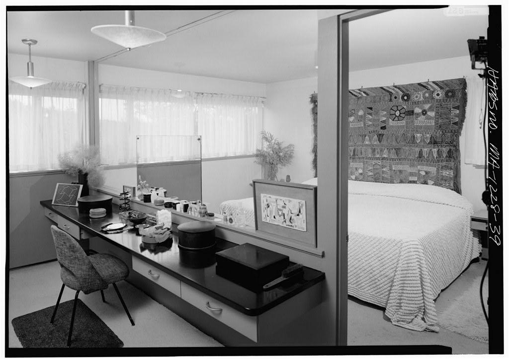 FileGropius House DRESSING ROOM SECOND FLOOR HABS MASS