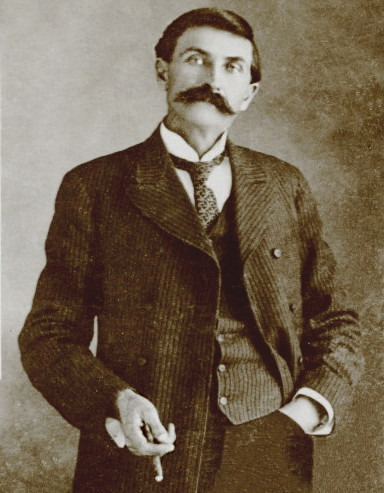 Pat Garrett (1850 - 1908) - Sheriff who killed Billy the Kid.