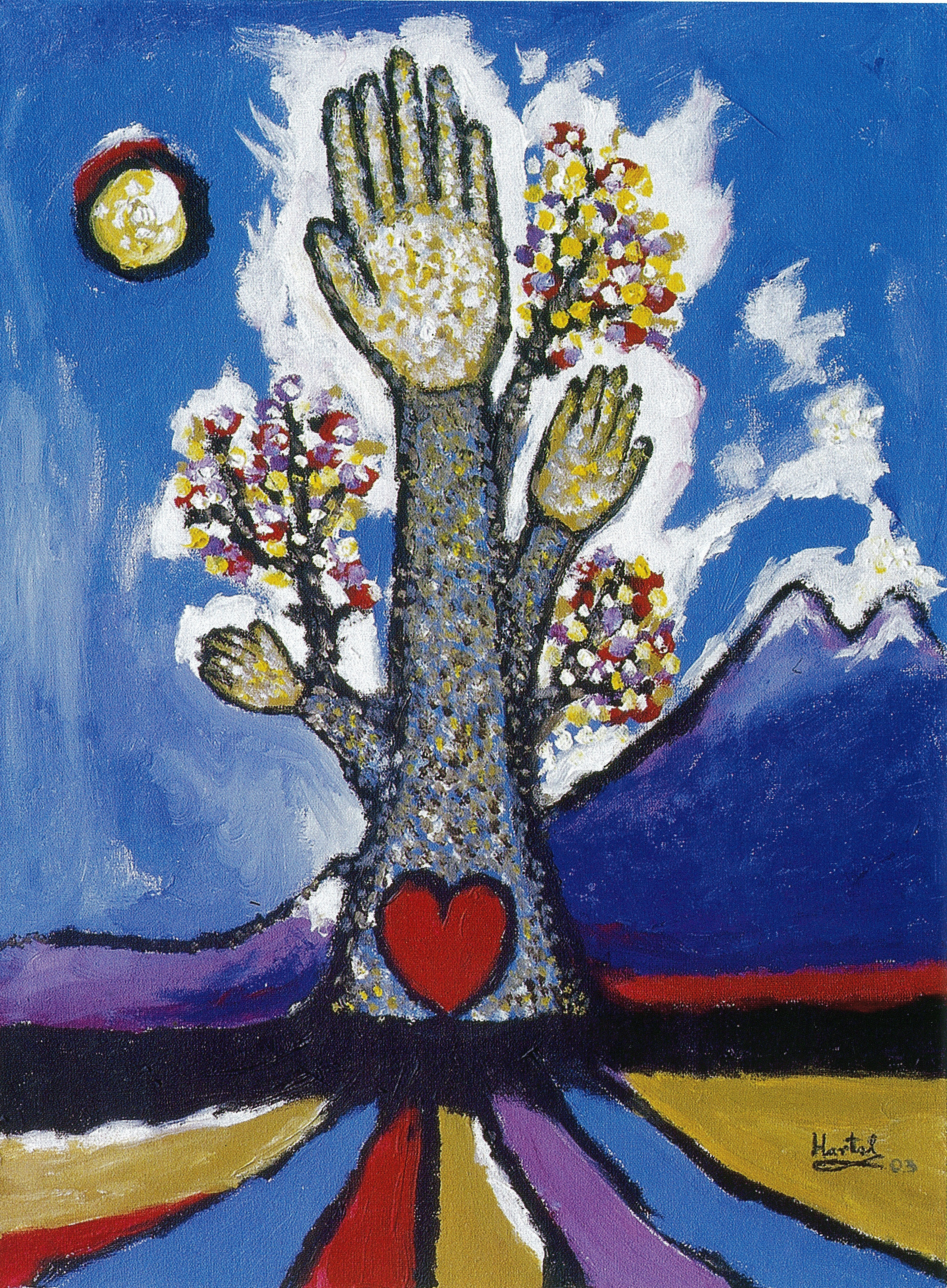 File Tree Of Life With Six Fingers Hi Res