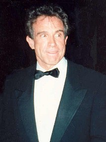 Warren Beatty at the 1990 Academy Awards