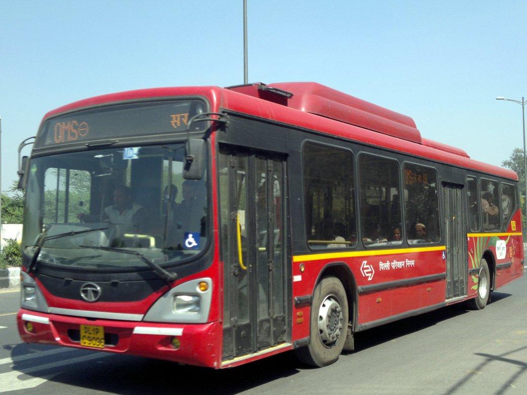 Delhi Transport Corporation - Wikipedia